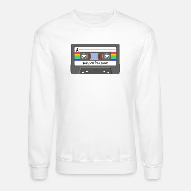 The death of the cassette tape - Unisex Crewneck Sweatshirt