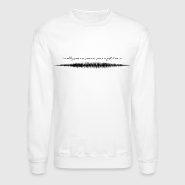 Sound Waves BTS Just Dance - Crewneck Sweatshirt