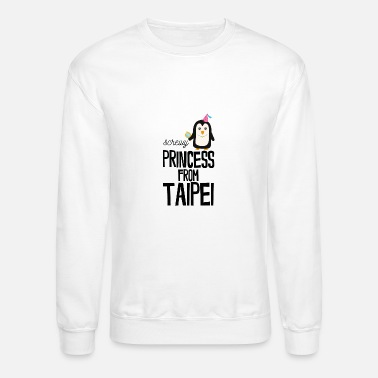 Taipei screwy Princess from Taipei - Crewneck Sweatshirt