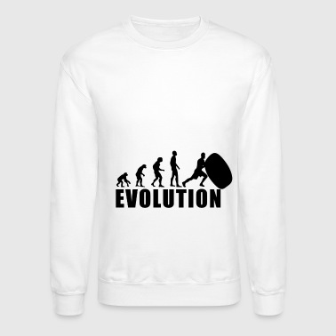 EVOLUTION STRONGMAN - Crewneck Sweatshirt