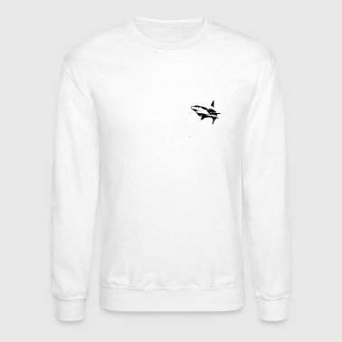 Dangerous shark, oceanic life, animals - Crewneck Sweatshirt
