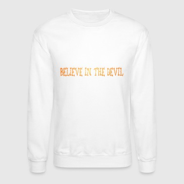 The Devil - Crewneck Sweatshirt