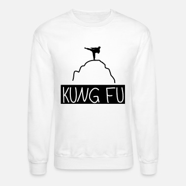 Friend Kung Fu Boxing - Crewneck Sweatshirt