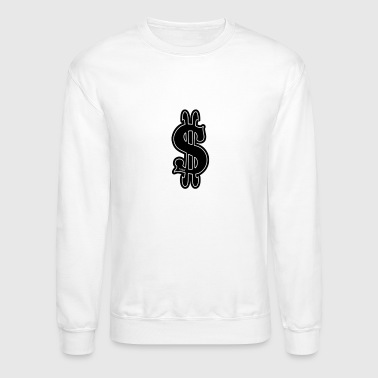 Dollars - Crewneck Sweatshirt