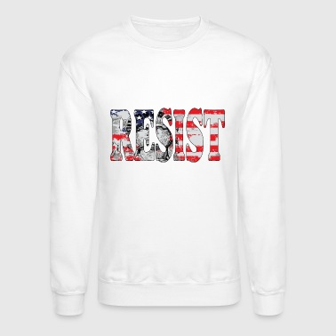 keep resist - Crewneck Sweatshirt