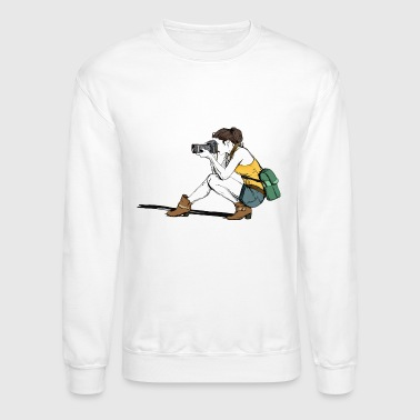 Camera camera - Crewneck Sweatshirt