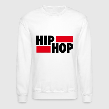 Old School Hip Hop Hip Hop Old School Type - Crewneck Sweatshirt