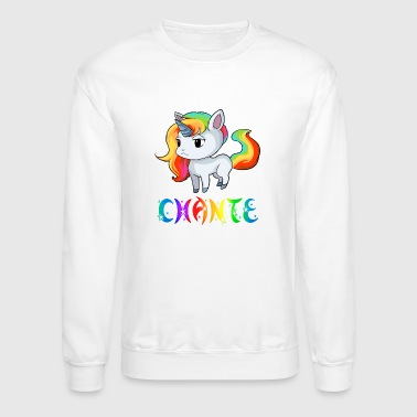 Chante Unicorn - Crewneck Sweatshirt