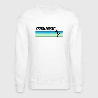 Retro Retro Cheerleading - Crewneck Sweatshirt