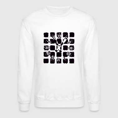 Clock - Crewneck Sweatshirt