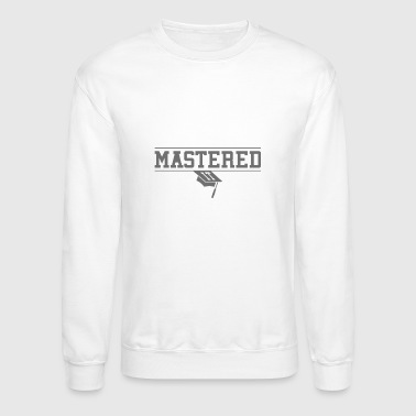 Mastered - Crewneck Sweatshirt