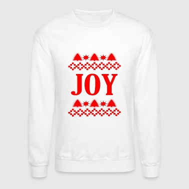 Christmas Joy - Crewneck Sweatshirt