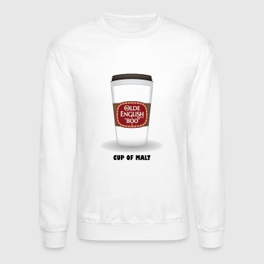 Cup of Malt - Crewneck Sweatshirt
