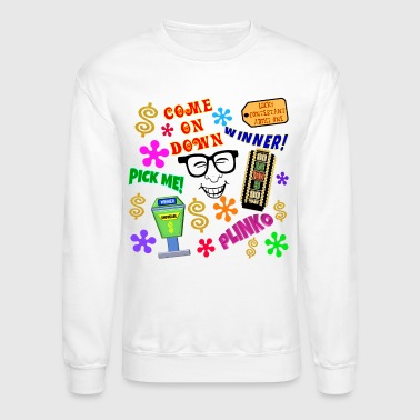 TV Game Show Contestant - TPIR (The Price Is...) - Crewneck Sweatshirt