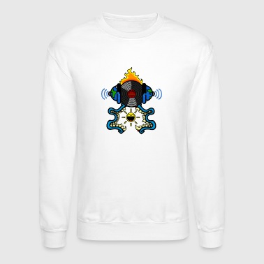 Birth of sound - Crewneck Sweatshirt