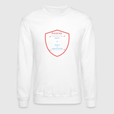 School of Oxygen & Carbon Dioxide - Crewneck Sweatshirt