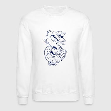 Spitting Feathers - Crewneck Sweatshirt