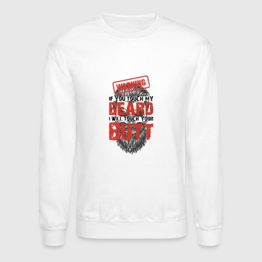 beard - Crewneck Sweatshirt