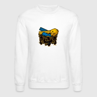 Speed busted System - Crewneck Sweatshirt