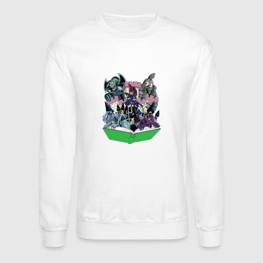 World of Toons - Crewneck Sweatshirt