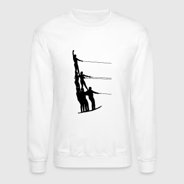 Water Skiing Water Ski Water Sports - Crewneck Sweatshirt