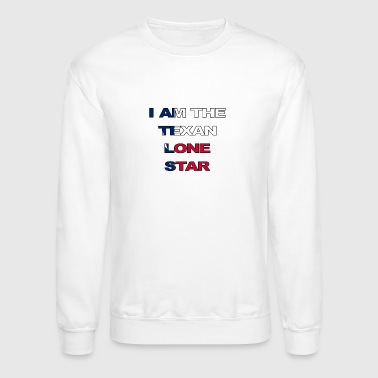 Lone Star Texan Lone Star - Crewneck Sweatshirt