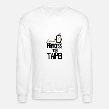 Taipei foolish Princess from Taipei - Crewneck Sweatshirt