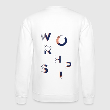 WORSHIP - Crewneck Sweatshirt