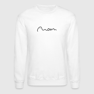 Moon - Crewneck Sweatshirt