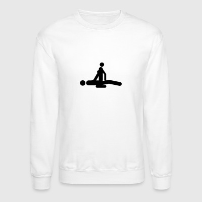 Sex positions - Crewneck Sweatshirt