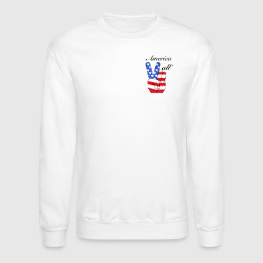 America All - Crewneck Sweatshirt