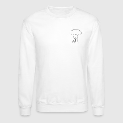 Tired - Crewneck Sweatshirt