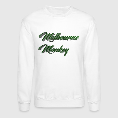 Melbourne Monkey 3 - Crewneck Sweatshirt