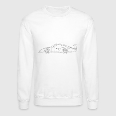 Racing car - Crewneck Sweatshirt
