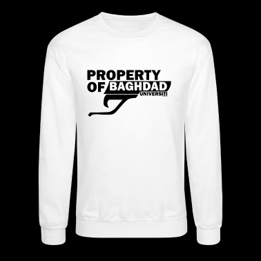 BAGHDAD UNIVERSITY - Crewneck Sweatshirt