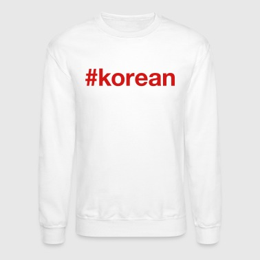 KOREAN - Crewneck Sweatshirt