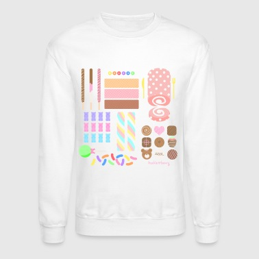 Sweet Tooth Survival Kit - Crewneck Sweatshirt