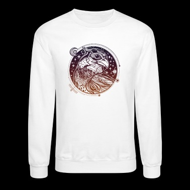 Head of Eagle - Crewneck Sweatshirt