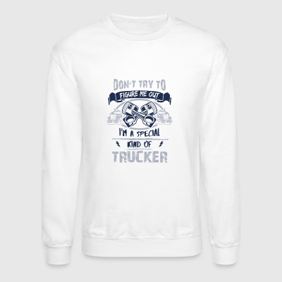 Trucker - Crewneck Sweatshirt