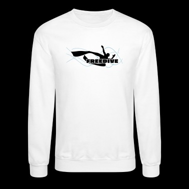 Freediver - Crewneck Sweatshirt