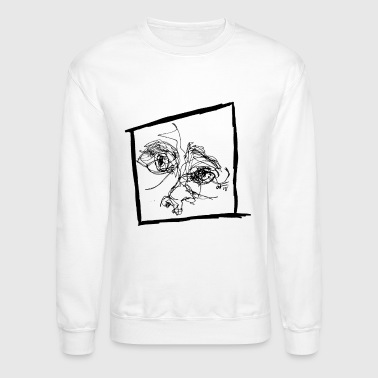 eyes - Crewneck Sweatshirt