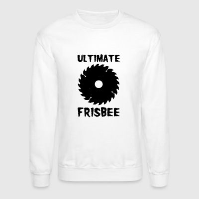 ultimate frisbee - Crewneck Sweatshirt
