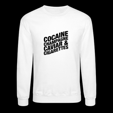 New Design Cocaine Champaigne Best Seller - Crewneck Sweatshirt