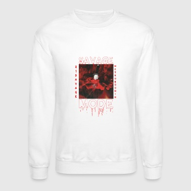 SAVAGE MODE EP - Crewneck Sweatshirt