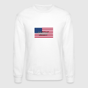 American Patriot - Crewneck Sweatshirt