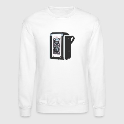 Camera illustration - Crewneck Sweatshirt