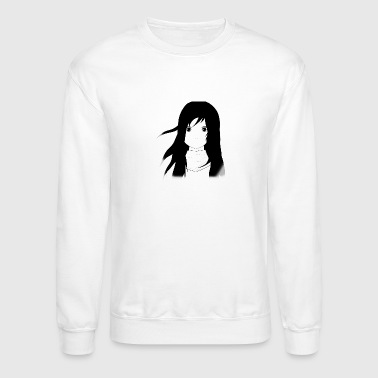 Anime Girl - Crewneck Sweatshirt