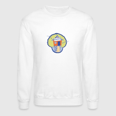 AutumnBlues_COLOR_FINAL - Crewneck Sweatshirt