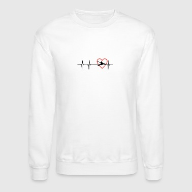 kayak design - Crewneck Sweatshirt