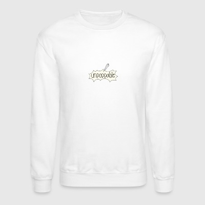 Unpoppable - Crewneck Sweatshirt